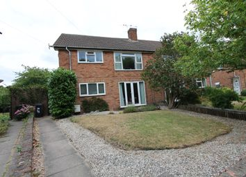 Thumbnail 3 bed maisonette to rent in Coniston Road, Leamington Spa