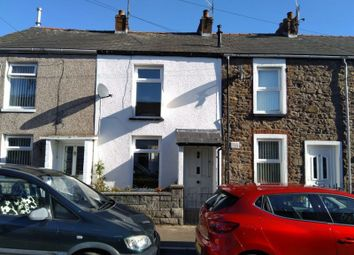 Thumbnail 2 bed terraced house for sale in Princes Street, Abergavenny