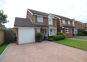 Thumbnail 3 bed detached house for sale in Devoke Close, Huntingdon