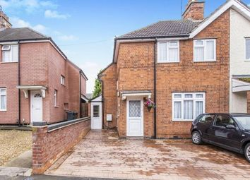 Thumbnail 3 bed semi-detached house for sale in Unicorn Street, Thurmaston, Leicester, Leicestershire