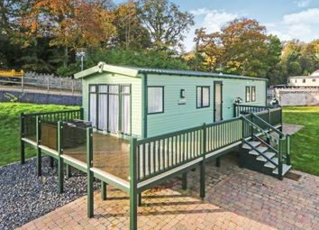 Thumbnail 3 bedroom bungalow for sale in Show Grounds, Gorse Hill Caravans, Trefriw Road, Conwy