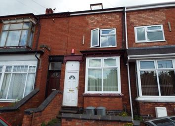 Thumbnail 7 bed terraced house for sale in Selly Hill Road, Birmingham, West Midlands