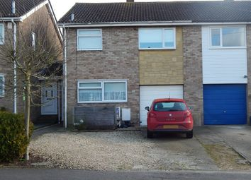 Thumbnail 3 bed semi-detached house for sale in Orchard Close, Chalgrove, Oxford