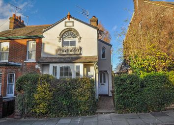 Thumbnail 2 bed semi-detached house to rent in Ashwell Street, St.Albans