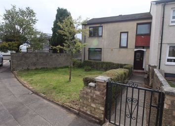 Thumbnail 3 bed end terrace house for sale in Slaemuir Avenue, Port Glasgow