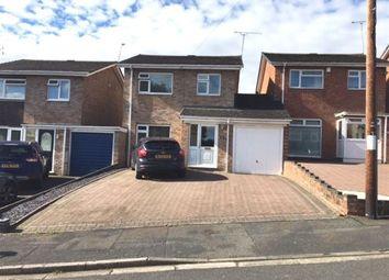 Thumbnail 3 bed detached house to rent in Lestock Close, Rugby