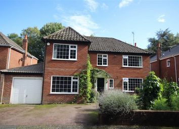 Thumbnail 4 bed detached house for sale in The Warke, Worsley, Manchester