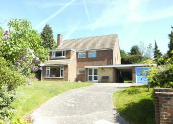 Thumbnail 4 bed detached house for sale in Bylands, Woking