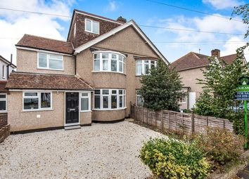 Thumbnail 5 bed semi-detached house for sale in Waverley Avenue, Whitton, Twickenham