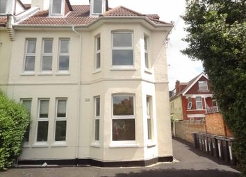 Thumbnail 1 bedroom flat to rent in Campbell Road, Bournemouth
