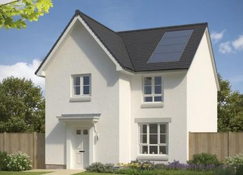 "Thumbnail 4 bed detached house for sale in ""Mey"" at Barn Church Road, Culloden"