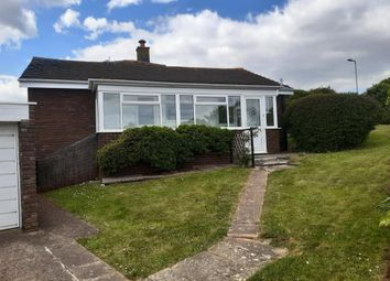 2 bed semi-detached bungalow to rent in Brixington Drive, Exmouth, Devon EX8