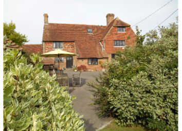 Thumbnail 6 bed property for sale in Straight Lane, Battle