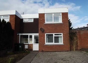 Thumbnail 3 bed end terrace house for sale in Nursery Road, Ross On Wye, Herefordshire