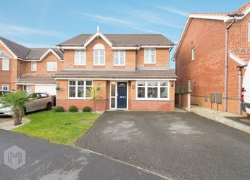 Thumbnail 4 bedroom detached house for sale in Perceval Way, Hindley, Wigan