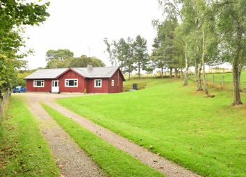 Thumbnail 3 bed detached bungalow for sale in Pittentrail, Rogart