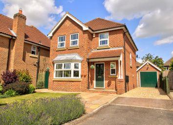 Thumbnail 4 bed detached house for sale in Grove Gardens, Upper Poppleton, York