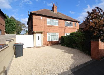 Thumbnail 3 bed semi-detached house for sale in Spencer Avenue, Sandiacre, Nottingham