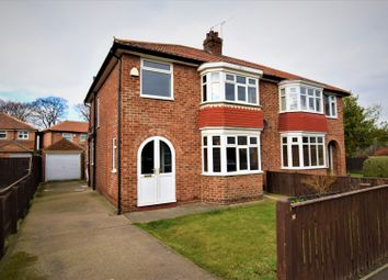 Thumbnail 3 bedroom semi-detached house for sale in Church Lane, Middlesbrough