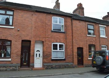 Thumbnail 3 bed terraced house for sale in Frith Street, Leek