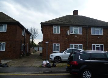 Thumbnail 2 bed maisonette to rent in Boltons Lane, Harlington, Middlesex