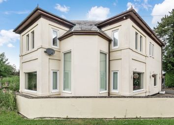 Thumbnail 4 bed detached house for sale in Leicester Road, Lutterworth