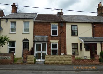 Thumbnail 3 bed terraced house to rent in Denmark Road, Beccles