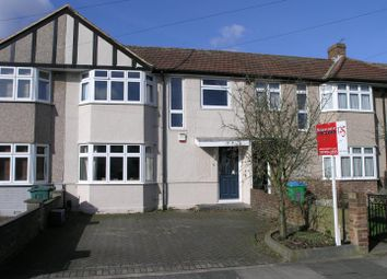 Thumbnail 3 bed property for sale in Hall Farm Drive, Whitton, Twickenham