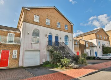 Thumbnail 3 bedroom town house for sale in John Batchelor Way, Penarth