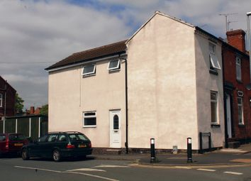 Thumbnail 2 bed end terrace house for sale in Castle Road, Kidderminster