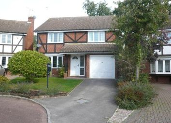 Thumbnail 4 bed detached house to rent in Cherry Tree Grove, Wokingham