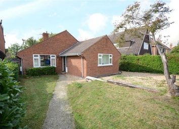 Thumbnail 4 bed detached bungalow for sale in Branksome Hill Road, College Town, Sandhurst