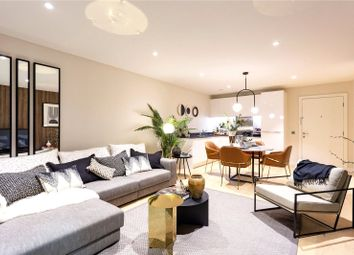 Thumbnail 1 bed flat for sale in Tnq, 50 Capitol Way, London