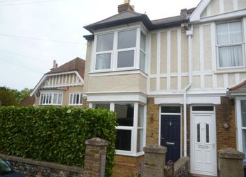 Thumbnail 3 bedroom end terrace house to rent in Reading Street, Broadstairs