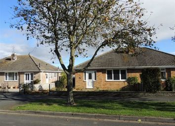 Thumbnail 2 bed semi-detached bungalow for sale in Wharfedale, Filey
