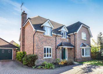 Thumbnail 5 bed detached house to rent in West End, Woking