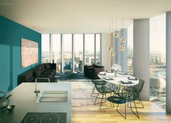 Thumbnail 1 bed flat for sale in Manhattan Loft Gardens, International Way, London