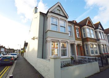 Thumbnail 4 bedroom end terrace house for sale in Moseley Street, Southend-On-Sea, Essex