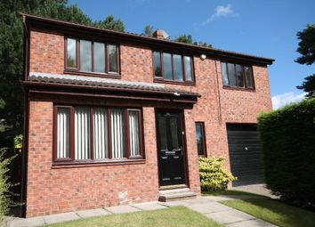 Thumbnail 4 bedroom detached house for sale in Dominies Close, Rowlands Gill