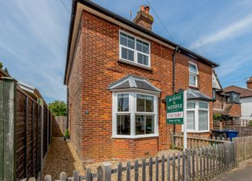 Thumbnail 3 bed semi-detached house for sale in George Road, Godalming