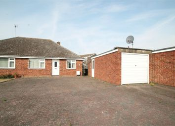 Thumbnail 2 bed semi-detached bungalow for sale in Sandown Close, Ipswich, Suffolk
