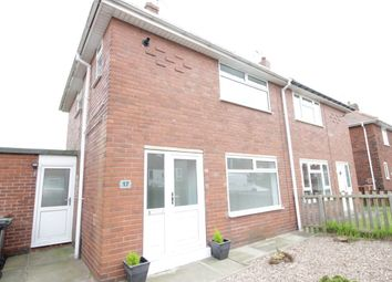 Thumbnail 2 bed semi-detached house for sale in Valley Ridge, Kippax, Leeds
