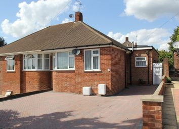 Thumbnail 3 bed semi-detached bungalow to rent in Hamilton Road, Cockfosters, Barnet