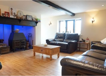 Thumbnail 4 bed link-detached house for sale in Godshill, Fordingbridge