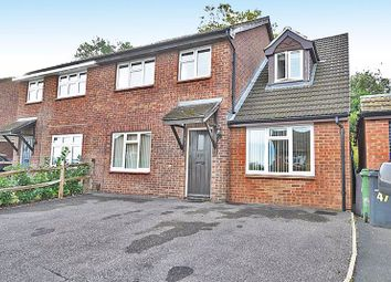 Thumbnail 4 bed semi-detached house for sale in Longham Copse, Downswood, Maidstone