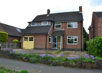 Thumbnail 3 bed detached house for sale in Denis Road, Burbage, Hinckley