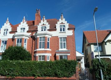 Thumbnail 2 bed flat to rent in Flat 4, 10 Carmen Sylva Road, Craig Y Don.