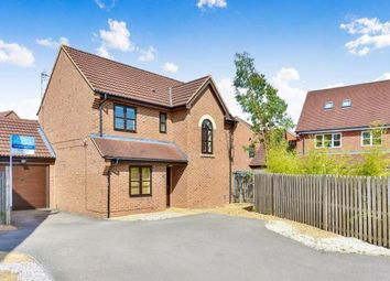 Thumbnail 4 bedroom detached house for sale in Brantwood Close, Westcroft, Milton Keynes, Bucks