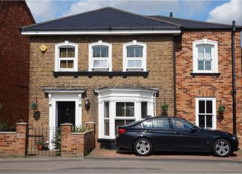 Thumbnail 4 bed detached house for sale in St. Thomas Road, Spalding