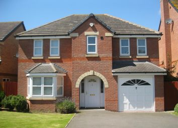 Thumbnail 4 bed detached house for sale in Lisbon Way, Binley, Coventry